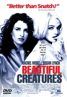 Beautiful Creatures - Norwegian Movie Cover (xs thumbnail)