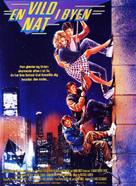 Adventures in Babysitting - Danish Movie Poster (xs thumbnail)