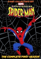 """The Spectacular Spider-Man"" - DVD movie cover (xs thumbnail)"