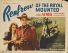 Renfrew of the Royal Mounted - Movie Poster (xs thumbnail)