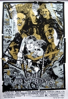 The Lost Boys - Homage movie poster (xs thumbnail)