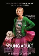 Young Adult - New Zealand Movie Poster (xs thumbnail)