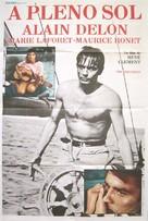 Plein soleil - Argentinian Movie Poster (xs thumbnail)