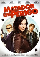 Wild Target - Brazilian Movie Cover (xs thumbnail)