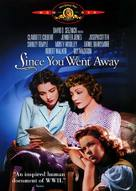 Since You Went Away - DVD cover (xs thumbnail)