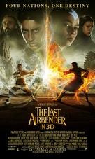 The Last Airbender - Malaysian Movie Poster (xs thumbnail)