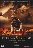 Tristan And Isolde - Finnish Movie Cover (xs thumbnail)