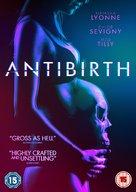 Antibirth - British Movie Cover (xs thumbnail)