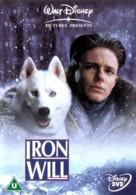 Iron Will - Danish DVD movie cover (xs thumbnail)