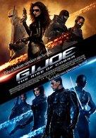 G.I. Joe: The Rise of Cobra - Finnish Movie Poster (xs thumbnail)