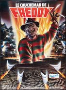 A Nightmare on Elm Street 4: The Dream Master - French Movie Poster (xs thumbnail)