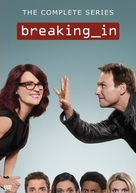 """""""Breaking In"""" - DVD movie cover (xs thumbnail)"""