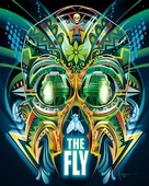 The Fly - German Blu-Ray movie cover (xs thumbnail)