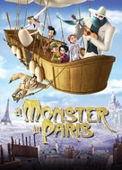 Un monstre à Paris - Canadian DVD cover (xs thumbnail)