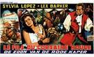 Il figlio del corsaro rosso - Belgian Movie Poster (xs thumbnail)