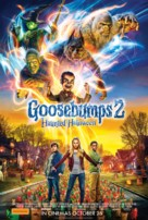 Goosebumps 2: Haunted Halloween - Australian Movie Poster (xs thumbnail)