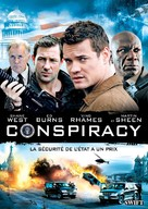 Echelon Conspiracy - French DVD cover (xs thumbnail)