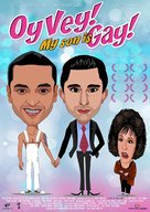 Oy Vey! My Son Is Gay!! - German Movie Poster (xs thumbnail)