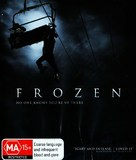 Frozen - Australian Blu-Ray cover (xs thumbnail)