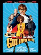 Austin Powers in Goldmember - French Movie Poster (xs thumbnail)