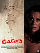 Caged - Dutch Movie Cover (xs thumbnail)