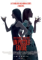 A Simple Favor - Italian Movie Poster (xs thumbnail)