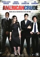 American Crude - Belgian DVD movie cover (xs thumbnail)
