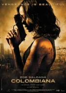 Colombiana - Swiss Movie Poster (xs thumbnail)
