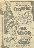 El mago - Spanish Movie Poster (xs thumbnail)
