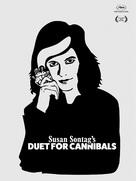 Duett för kannibaler - Movie Poster (xs thumbnail)