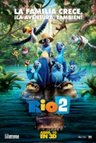Rio 2 - Argentinian Movie Poster (xs thumbnail)