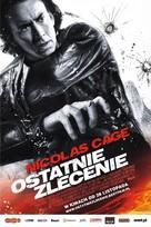 Bangkok Dangerous - Polish Movie Poster (xs thumbnail)