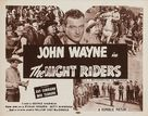 The Night Riders - Re-release movie poster (xs thumbnail)