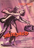 Hell Is a City - German Movie Poster (xs thumbnail)