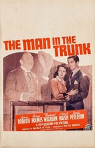 The Man in the Trunk - Movie Poster (xs thumbnail)