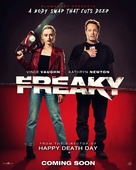 Freaky - British Movie Poster (xs thumbnail)