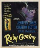 Ruby Gentry - Theatrical poster (xs thumbnail)