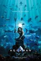 Aquaman - International Movie Poster (xs thumbnail)