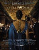 Wonder Woman - For your consideration movie poster (xs thumbnail)