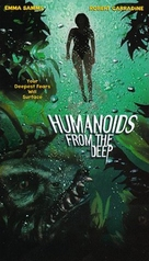 Humanoids from the Deep - Movie Cover (xs thumbnail)