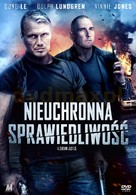A Certain Justice - Polish DVD movie cover (xs thumbnail)
