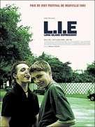 L.I.E. - French poster (xs thumbnail)