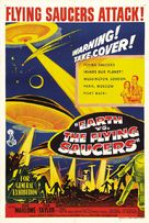 Earth vs. the Flying Saucers - Australian Movie Poster (xs thumbnail)