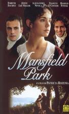 Mansfield Park - Italian VHS movie cover (xs thumbnail)