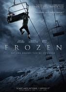Frozen - DVD cover (xs thumbnail)