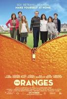 The Oranges - Movie Poster (xs thumbnail)