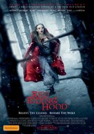 Red Riding Hood - Australian Movie Poster (xs thumbnail)