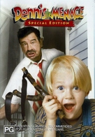 Dennis the Menace - Australian DVD movie cover (xs thumbnail)