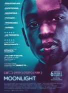 Moonlight - French Movie Poster (xs thumbnail)
