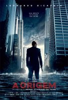 Inception - Brazilian Movie Poster (xs thumbnail)
